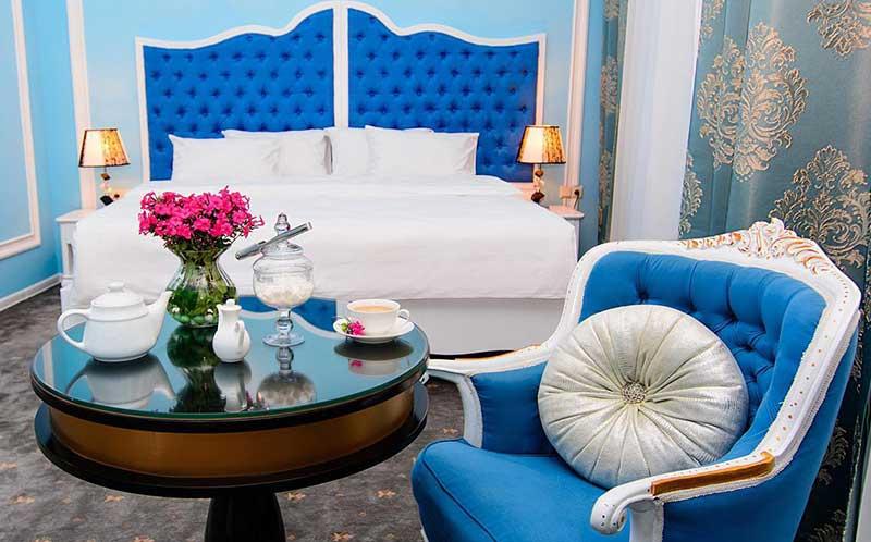 رزرو آنلاین هتل 4 ستاره ریور ساید River side تفلیس با رسپینا24