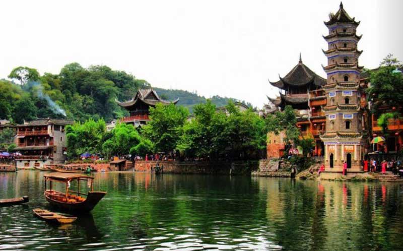 خرید بلیط ارزان آنلاین اینترنتی هواپیما در رسپینا24 و بازدید از جاذبه های گردشگری چین