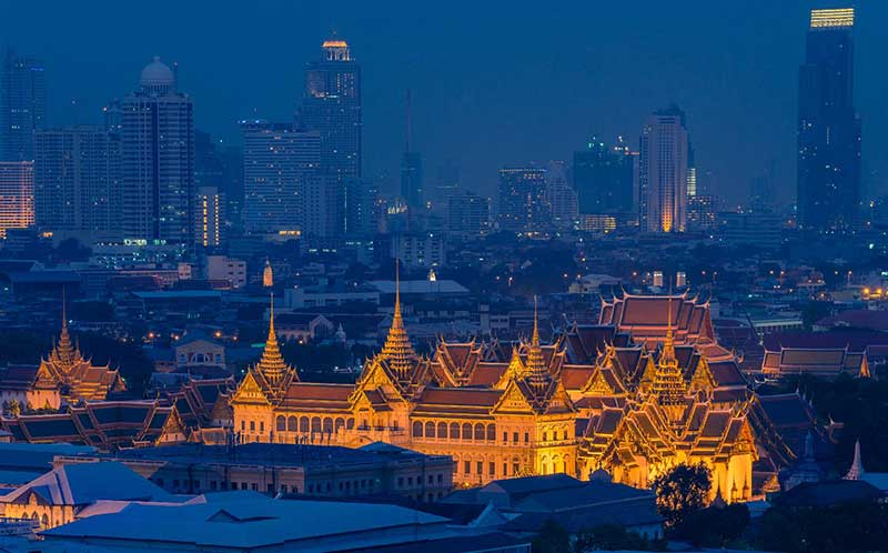 خرید ارزان آنلاین بلیط هواپیما بانکوک از رسپینا24 و بازدید از جاذبه های بانکوک