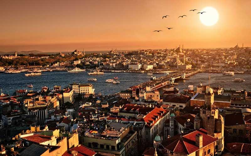 خرید اینترنتی ارزان آنلاین بلیط ترکیه از رسپینا24 و دیدار از زیباییهای ترکیه