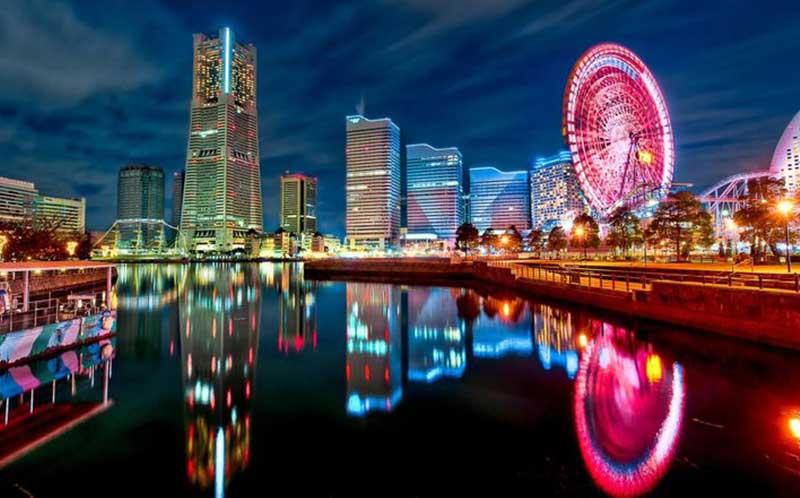 خرید آنلاین ارزان بلیط ژاپن در رسپینا24 و بازدید از جاذبه های ژاپن