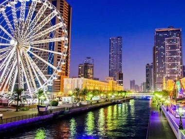 هیجان رو با خرید تور دبی در بهترین شهربازی های منهتن خاورمیانه تجربه کنین