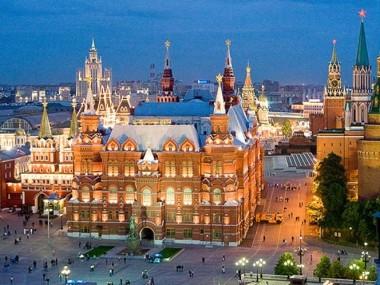خرید ارزان آنلاین بلیط موسکو در رسپینا24 و دیدن چندین جاذبه برتر مسکو