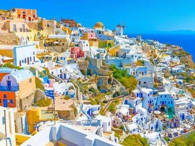 خرید آنلاین ارزان بلیط اینترنتی در رسپینا24 و بازدید از جاذبه های یونان