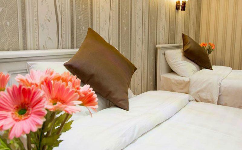 اقامتی ارزان با رزرو آنلاین هتل های 3 ستاره تفلیس