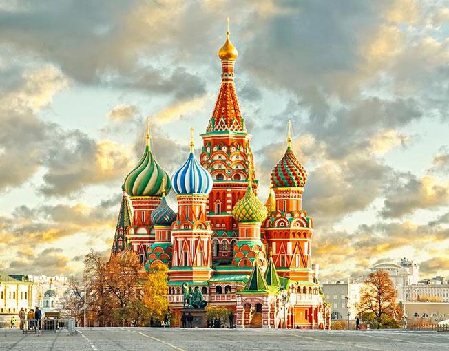 مهم ترین جاذبه هایی که با خرید بلیط هواپیما مسکو باید دید