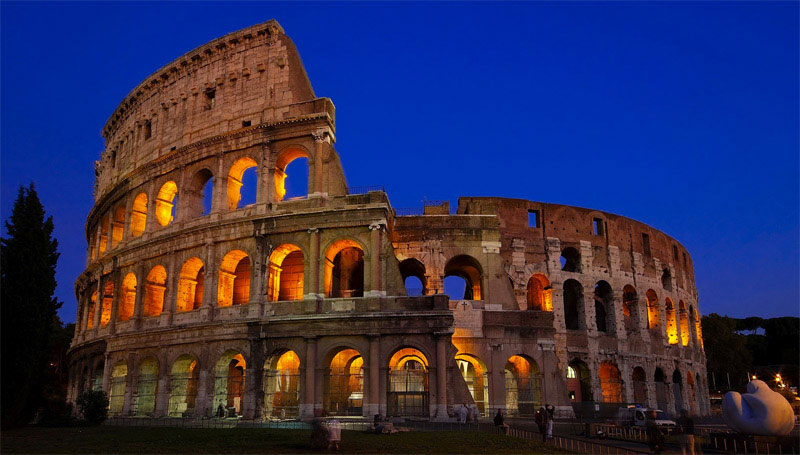 مهم ترین جاذبه هایی که با خرید بلیط هواپیما رم میشه دید