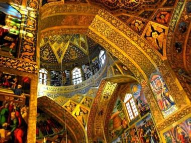 سفری خاطره انگیز  با خرید آنلاین تور اصفهان رسپینا24