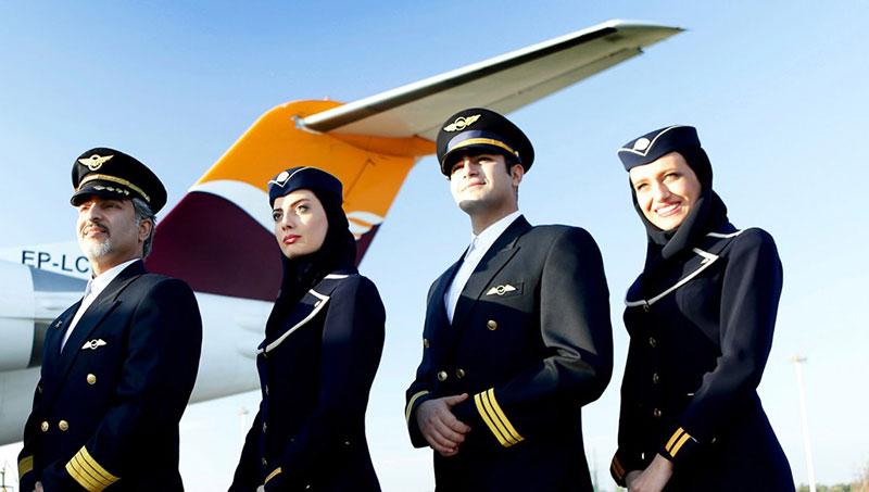 همه چیز راجع به خرید بلیط هواپیما از شرکت هواپیمایی کیش ایر