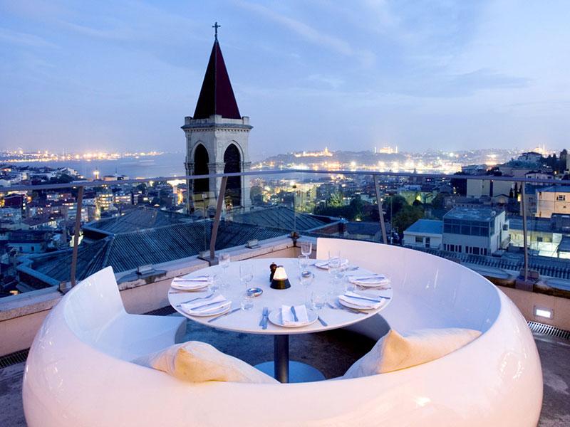 کافه گردی در خوش منظره ترین کافه ها با خرید تور استانبول