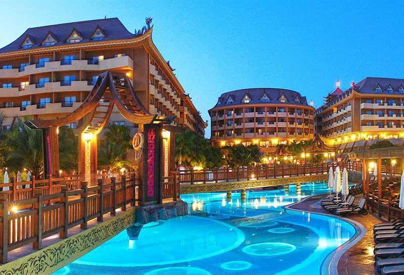 8 هتل ساحلی برتر  که با خرید تور ترکیه نباید از دست داد