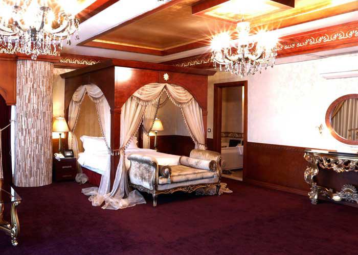 همه چیز در باره رزرو هتل های مشهد در نزدیکی حرم مطهر امام رضا