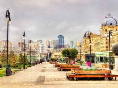 خرید بلیط هواپیما باکو و سفر به شهر زندگی انسان های باستان