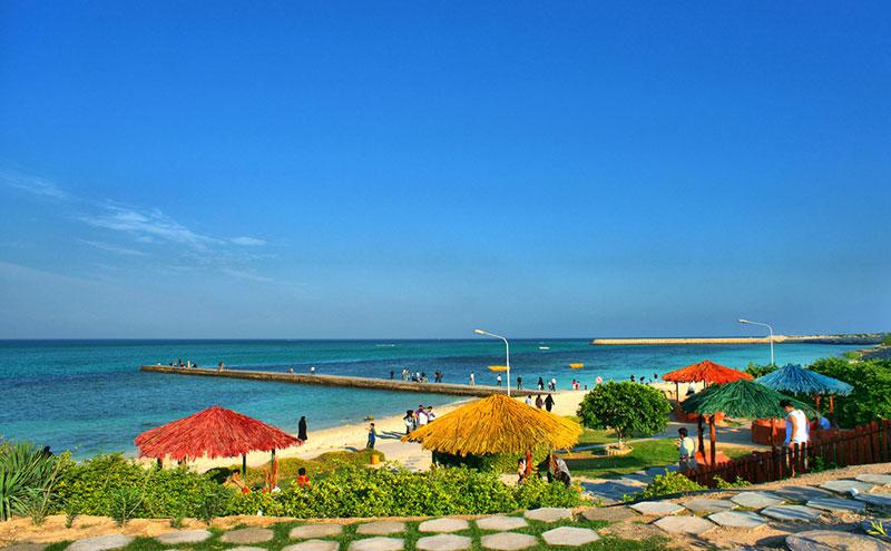 خرید آنلاین تور جزیره ی کیش و سفر به سواحل نیلگون خلیج فارس