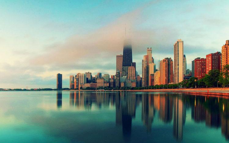 راهنمای خرید بلیط هواپیما شیکاگو بهشت معماری مدرن