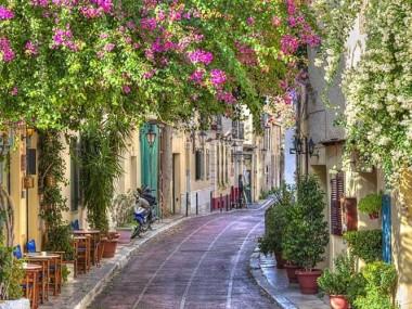 سفر به پایتخت اساطیری یونان با خریدبلیط هواپیما آتن
