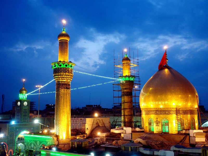 خرید آنلاین و آسان تور مشهد از تهران با رسپینا 24