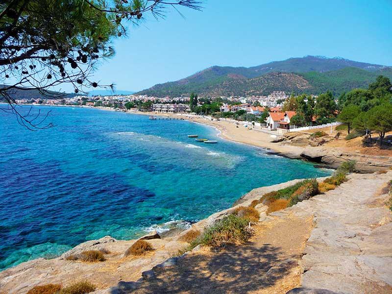 خرید تور کوش آداسی و بازدید از مکان های توریستی ترکیه