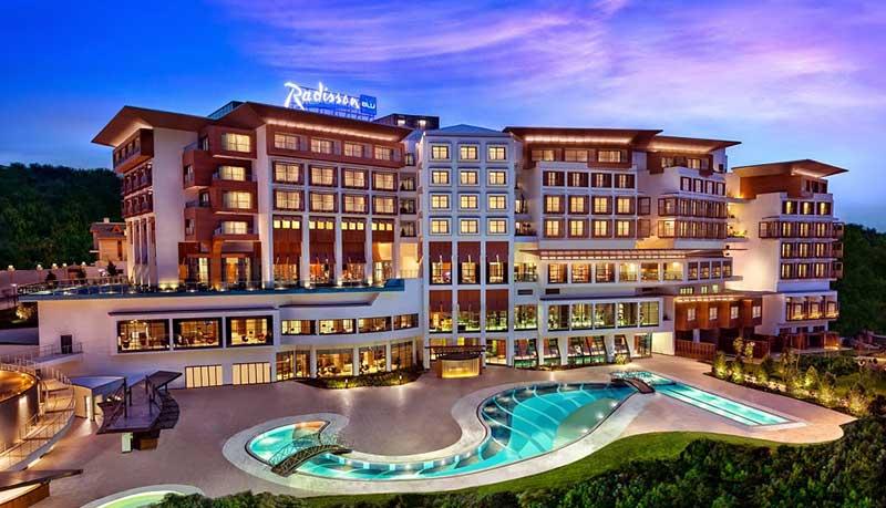 پیشنهادات ویژه برای رزرو هتل 5 ستاره ی استانبول از رسپینا24