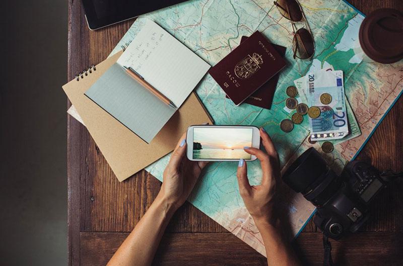 کشورهایی که برای خرید بلیط هواپیمای آنها نیاز به ویزا نیست