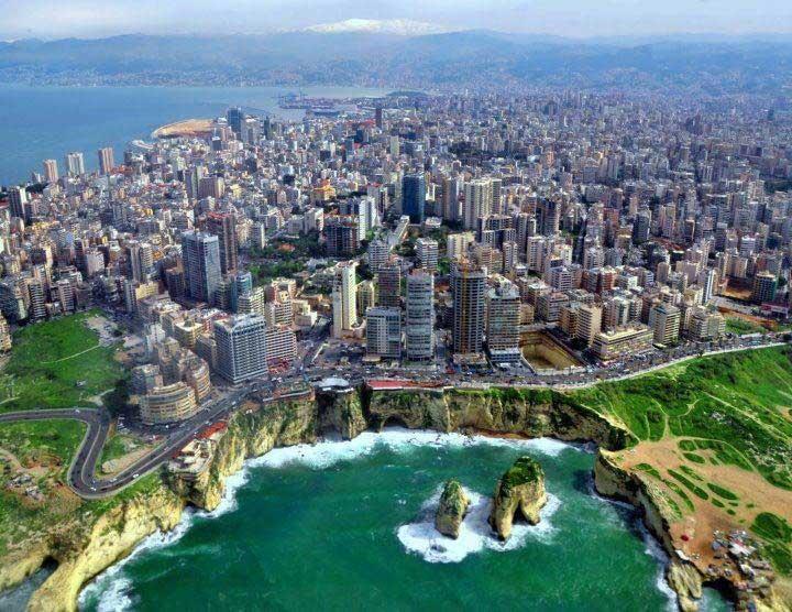 مکان های دیدنی که نباید با خرید بلیط هواپیما بیروت از دست داد