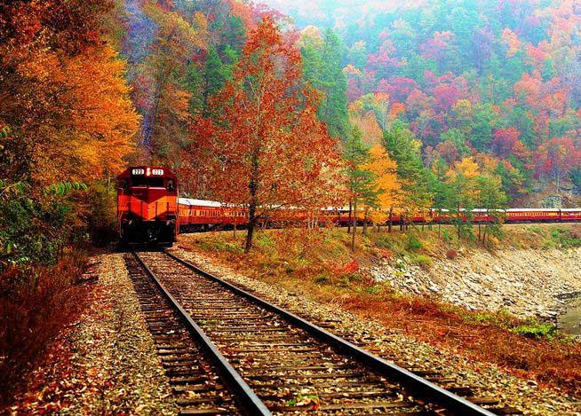 خرید بلیط قطار سپید دشت؛ شهر آبشارهای خیره کننده ی لرستان