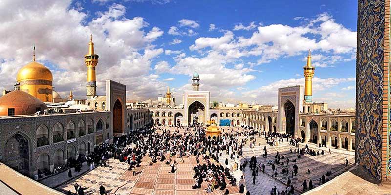 خرید تور ارزان مشهد ویژه ولادت امام رضا از رسپینا24