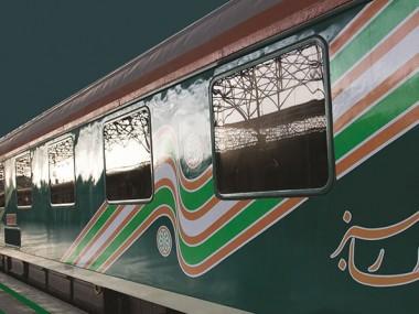 همه چیز راجع به امکانات رفاهی و خرید بلیط قطار سبز شرکت رجا