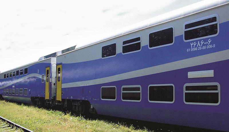 آشنایی با خرید اینترنتی بلیط قطار صبا ویژه از رسپینا24