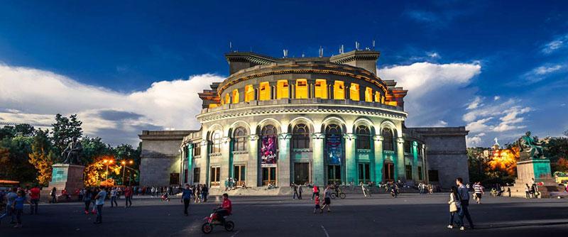 جاذبه های توریستی که با خرید تور ارمنستان نباید از دست داد