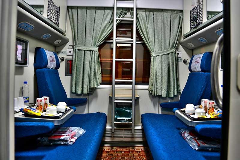 معرفی قطار نورالرضا جایگزینی مناسب برای قطارهای اروپایی
