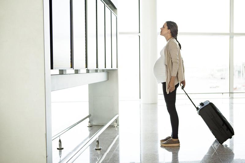 نکات مهم و ضروری برای سفر با خرید بلیط هواپیما در زمان بارداری