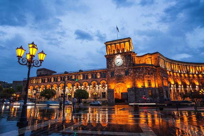 معرفی بهترین ها برای رزرو آنلاین هتل های 4 ستاره ی ایروان