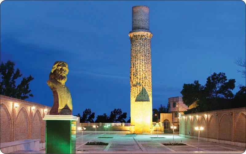 جاذبه های گردشگری و بناهای تاریخی مهم شهرستان خوی