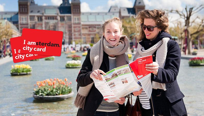 چطوری با آمستردام کارت گشت و گذاری ارزان در پایتخت هلند داشته باشیم؟