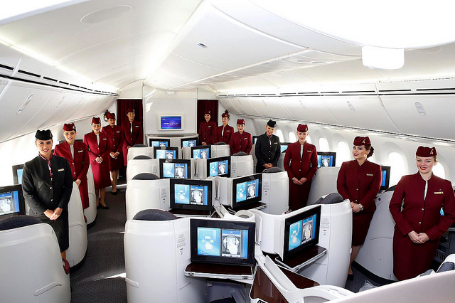 خرید بلیط هواپیمایی قطر، یکی از لوکس ترین ایرلاین های دنیا