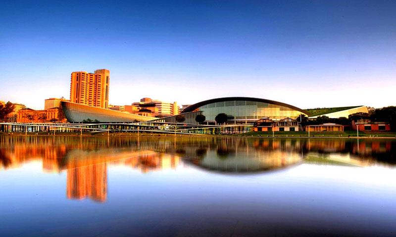 میراث معماری استرالیا در بهترین جاذبه های توریستی آدلاید