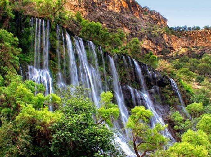 تلفیقی از آثار تاریخی و طبیعی رو با خرید بلیط قطار دزفول ببینین