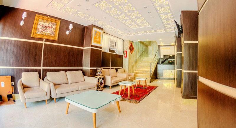 رزرو آنلاین هتل های ارزان قیمت برای اقامت در بندرعباس