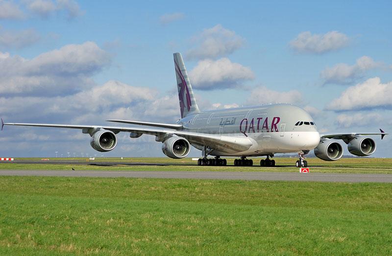 لیست پروازهای هواپیمایی قطر از مبدأ ایران در سایت رسپینا24