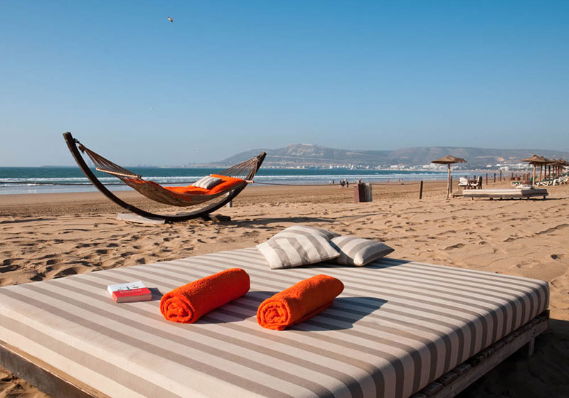 سفر به پرطرفدارترین شهر مراکش با خرید بلیط هواپیما اگادیر