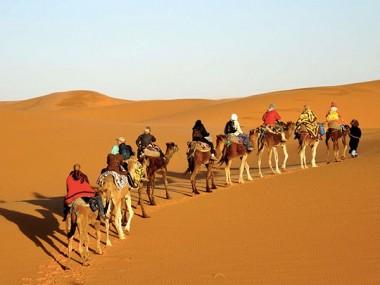 تجربه ی حس ناب آرامش، با خرید تور کویر مصر رسپینا24