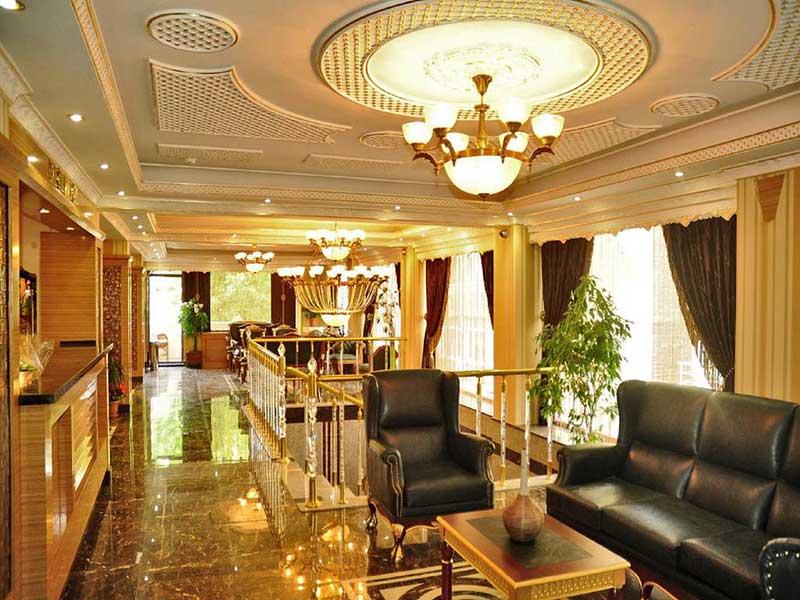 معرفی خدمات و رزرو آنلاین هتل 3 ستاره ی آلفا Alpha استانبول