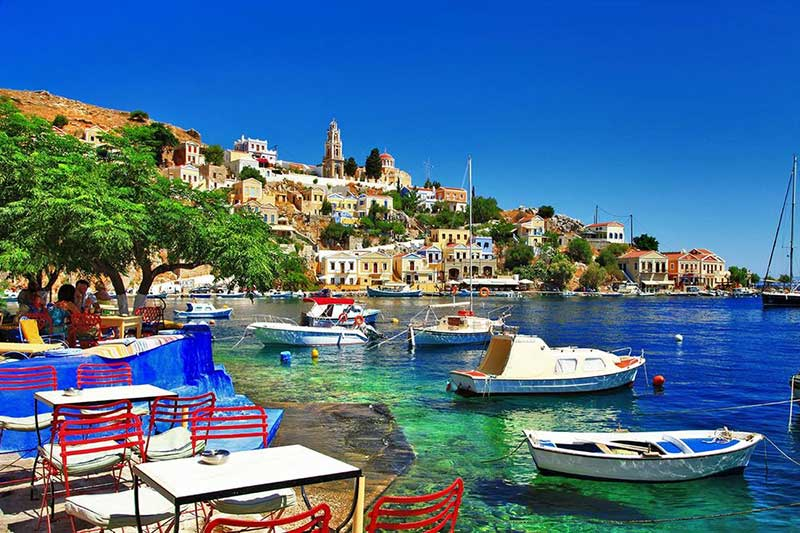 چطوری برای خرید بلیط هواپیما یونان ویزای شینگن توریستی بگیریم؟