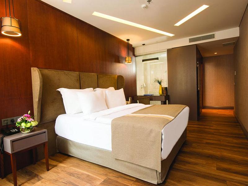 رزرو هتل 3 ستاره بلووی سیتی برای اقامت ارزان در استانبول