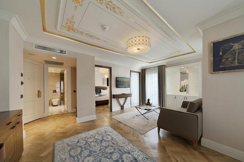 آشنایی با امکانات و رزرو آنلاین هتل 4 ستاره ی گلدن ایج استانبول