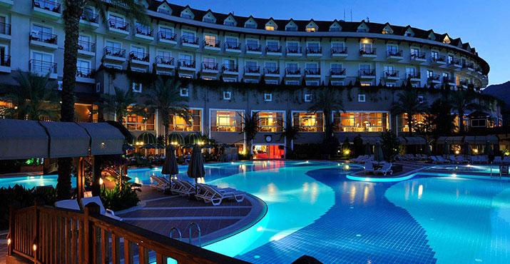 معرفی امکانات و رزرو آنلاین هتل 4 ستاره ی آمارا پرستیژ آنتالیا