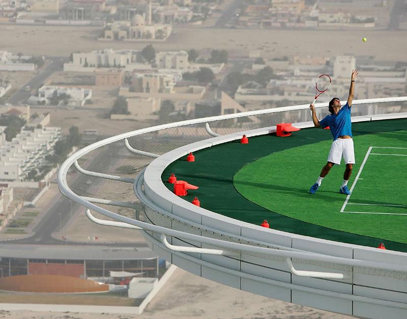 رزرو هتل 7 ستاره ی برج العرب جمیرا Burj Al Arab Jumeirah دبی
