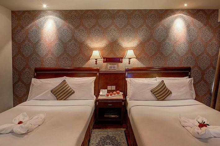 تجربه ی اقامت ارزان با رزرو هتل 3 ستاره ی نیهال Nihal دبی