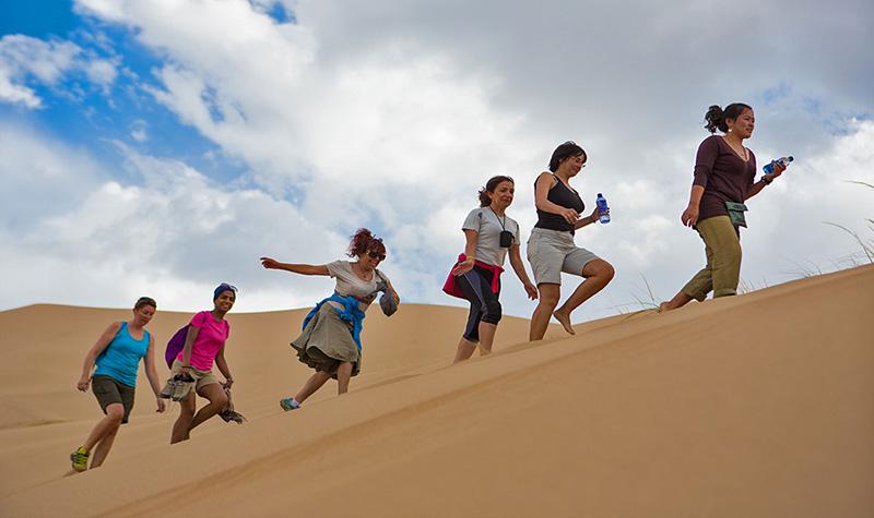 توصیه های مهم و ضروری برای سفری لذت بخش به دل کویر